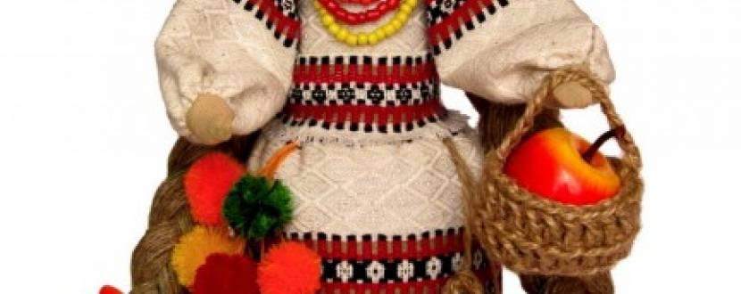 Майстер-клас по виготовленню ляльки мотанки