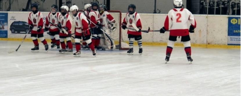 Відкритий міський чемпіонат по хокею