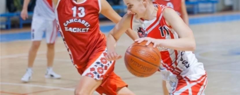 Обласна спартакіада з баскетболу