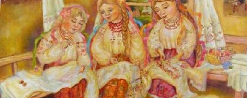 Виставка іконопису та народного малярства