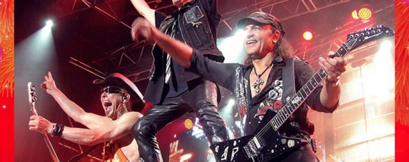 Трибют «Scorpions» від гурту «Wind of change»