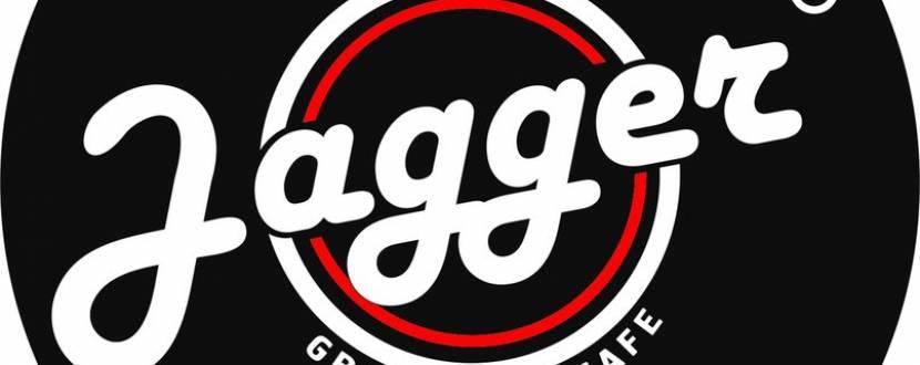 Виставка пивної фан атрибутики в Grill cafe Jagger