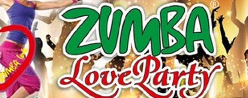 «Zumba Love Party» в Універмазі