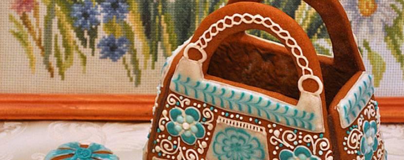 Майстер-клас «Прянична сумка для матусі»
