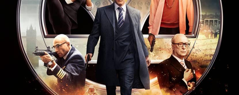 Комедійний триллер «Kingsman: Таємна служба»