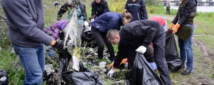 Екологічна акція  «Віднови, підтримай, збережи»