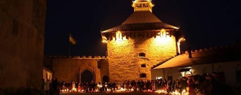 Великдень у Меджибізькій фортеці