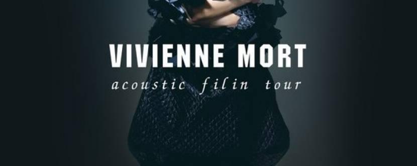 Акустичний вечір разом з Vivienne Mort