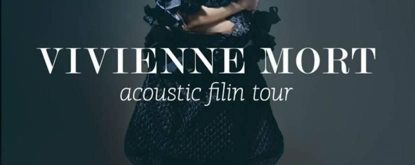 Акустичний концерт Vivienne Mort в Києві