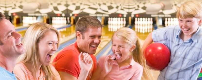 Акція на боулінг у ТРЦ Skymall