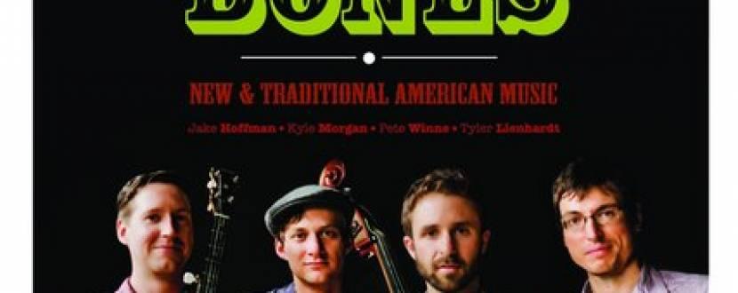 Колектив Tumbling Bones з традиційною американською музикою