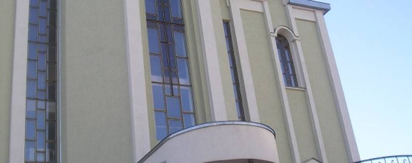 Розпорядок богослужінь на Страсний Тиждень та Великдень у церкві св. Архистратига Михаїла