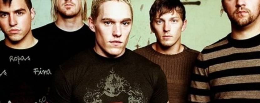 Безкоштовний виступ рок-гурту «Kutless» з Америки