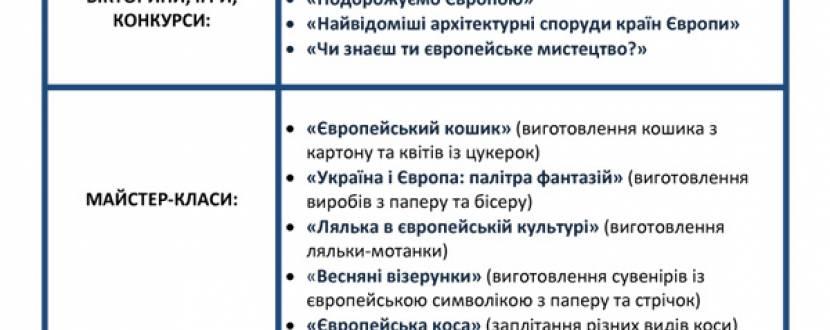 """""""Європейське Бiбліомістечко"""""""
