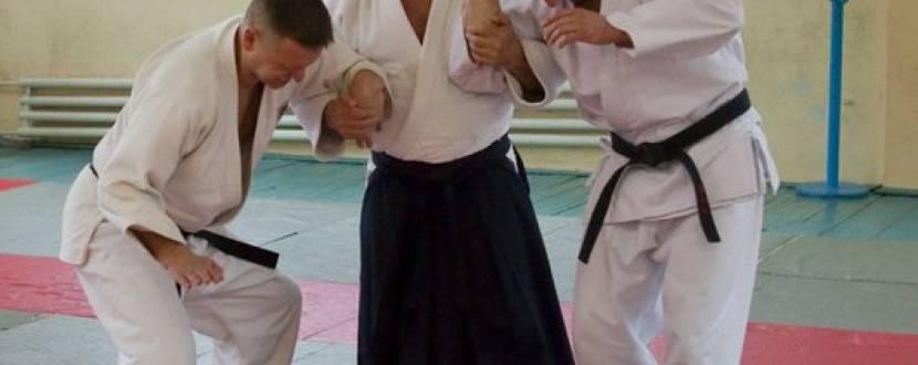 Навчальний семінар з Айкідо Йосінкан