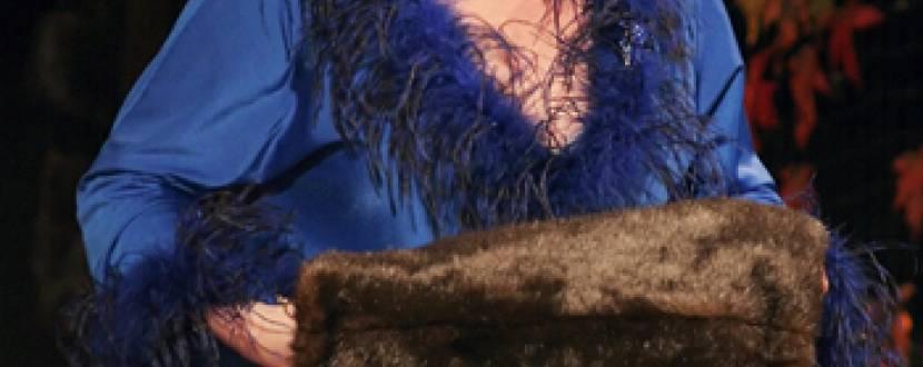 """Вистава """"Бабине літо"""" у Театрі російської драми імені Л.Українки"""