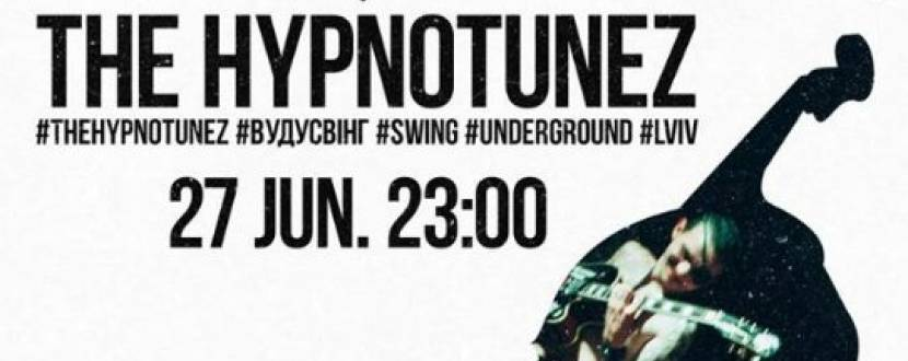 Концерт вінницького гурту The Hypnotunez
