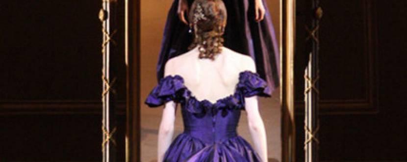 Балет «Дама з камеліями» у Національній опері України