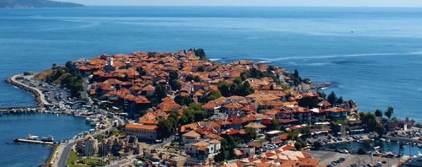 На море в Болгарію! 6 днів на Сонячному Березі!
