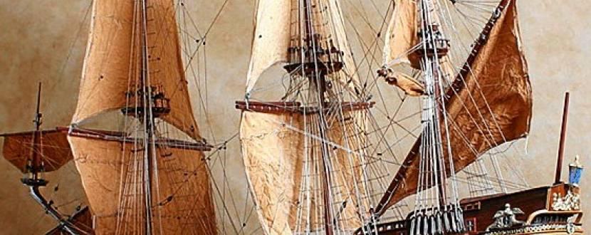 Унікальна виставка кораблів та суден «Під вітрилами історії»