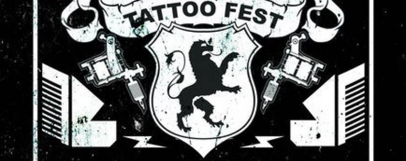 Фестиваль Lviv Tatto Fest 2015
