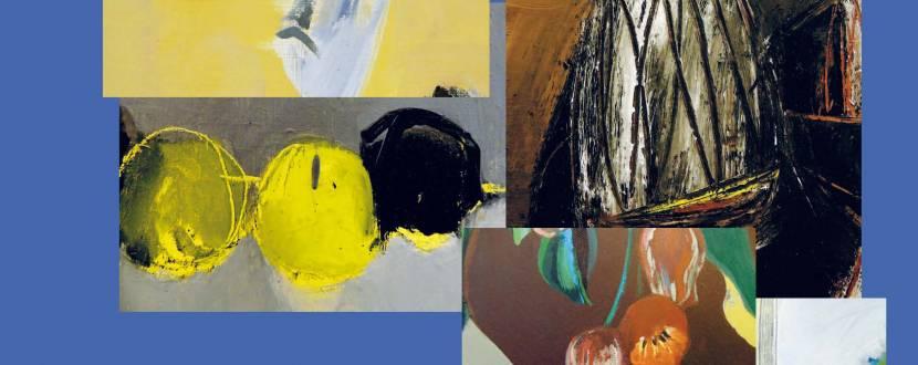 Виставка живопису: «Невидима присутність. Сучасний український натюрморт»