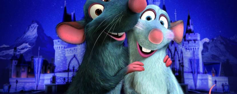 """Сімейний мюзикл """"Mouse steet"""""""