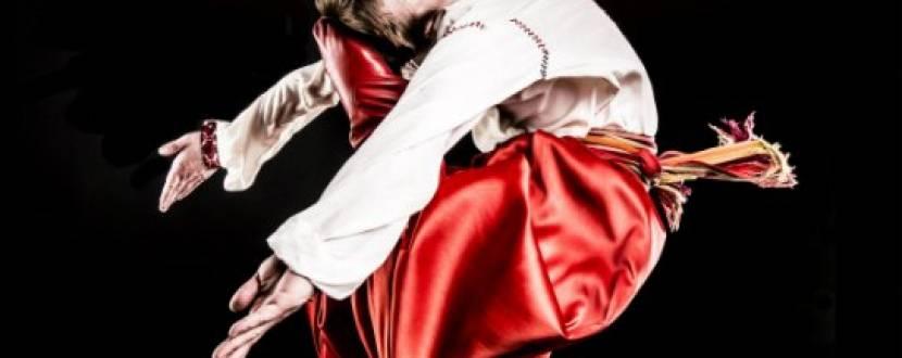Концерт ансамблю танцю імені Вірського