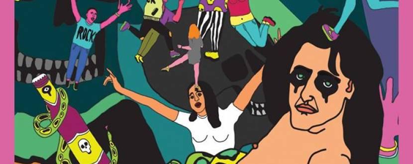 Презентація автобіографічного музичного фільму Super Duper Alice Cooper