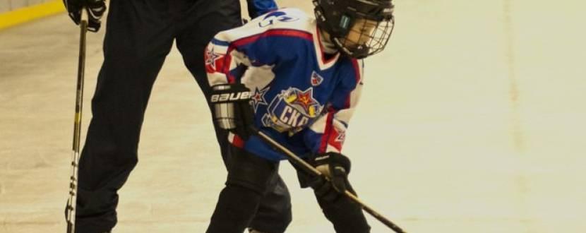 Навчання у дитячій хокейній школі на Ковзанці «Крижинка»