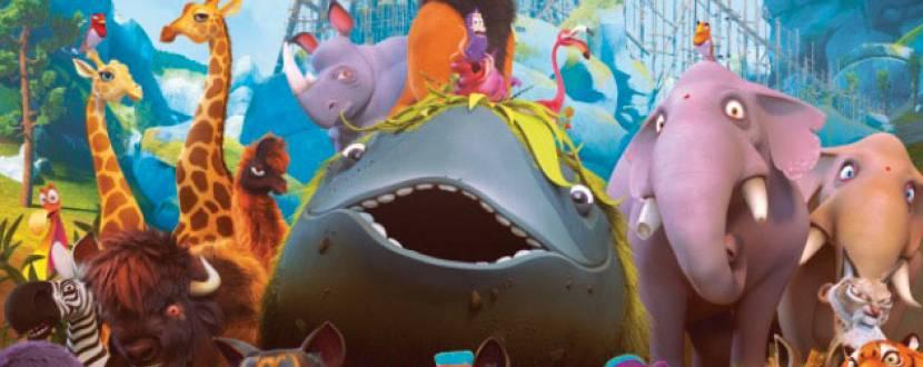 Анімаційна комедія «Упс... Ной відплив! 3D»