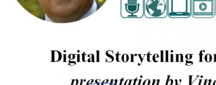 Зустріч з професором Вінсом Гонзалесом: як ефективно розказувати історію своєї організації