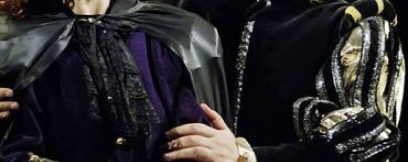 """Вистава """"Приборкання норовливої"""" у драматичному театрі імені І.Франка"""