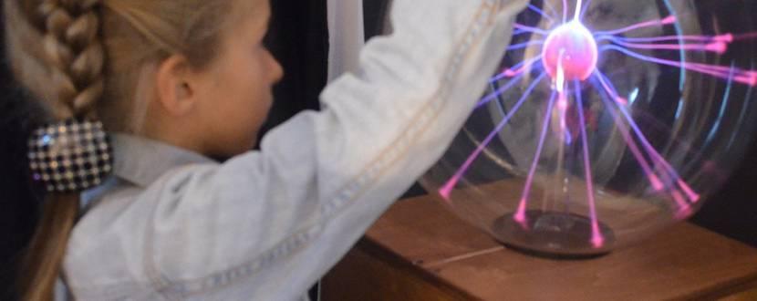 """Денний дитячий табір «Осінні канікули в музеї """"Експериментаніум"""""""