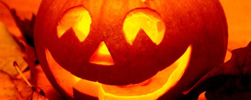Вечірка Halloween party в HUB School