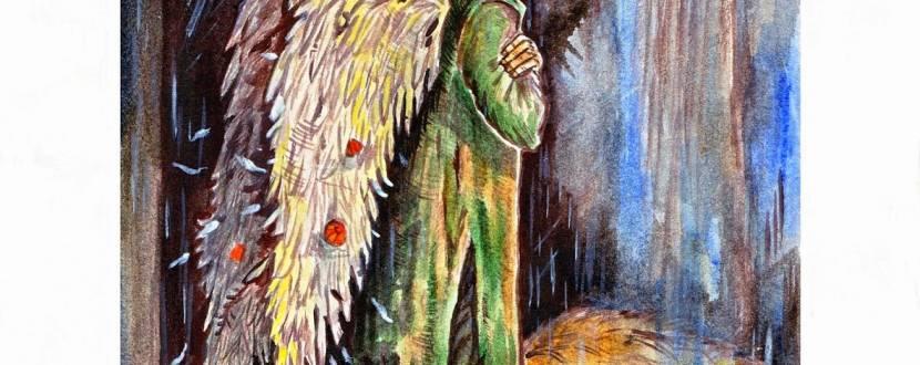 У Рівному покажуть виставу «Стариган із крилами»