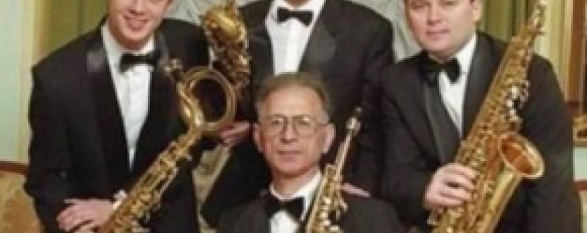 Нова музична програма від «Вінницького квартету саксофоністів»