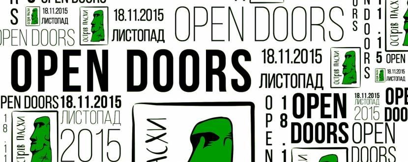OPEN DOORS на Острові Пасхи
