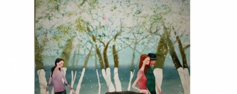 Виставка приватної колекції картин Наталі Ворони
