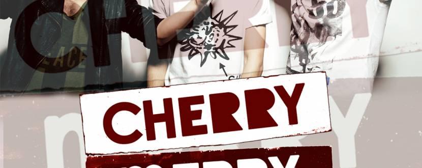 Рок концерт  CHERRY-MERRY в God's Garage