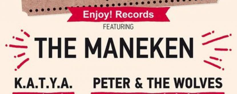 Концерт BUSHMILLS LIVE в клубі 'Atlas: The Maneken, K.A.T.Y.A та Петро Чернявський