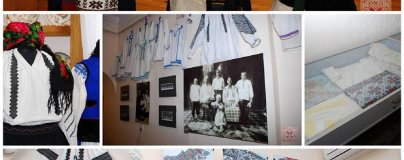 Виставка традиційної подільської вишивки «Мистецтво однієї родини»