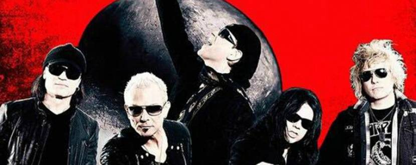 Wind of change - Scorpions tribute band