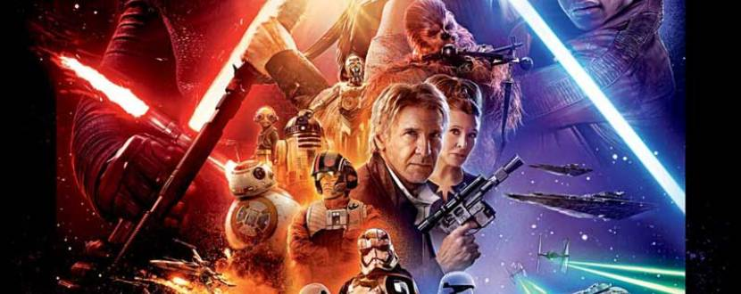 """""""Зоряні війни: Пробудження сили 3D"""". Прем'єра фантастичного екшну"""