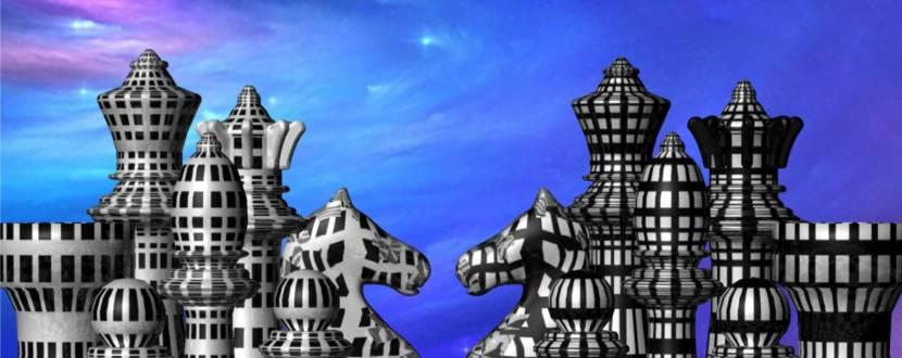 Казка про шахматне королівство «Хід конем»