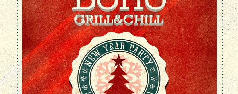 NEW YEAR PARTY in BOHO