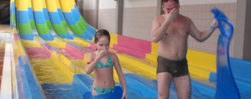 Поїздка в київський аквапарк «Термінал»
