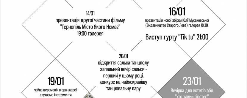 """""""Бункермуз"""" у січні"""