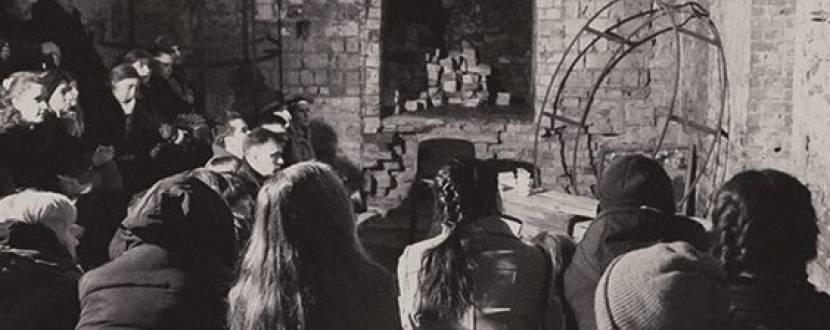 """Відкриття PostPlay Театру: спектакль """"Ополченці"""""""