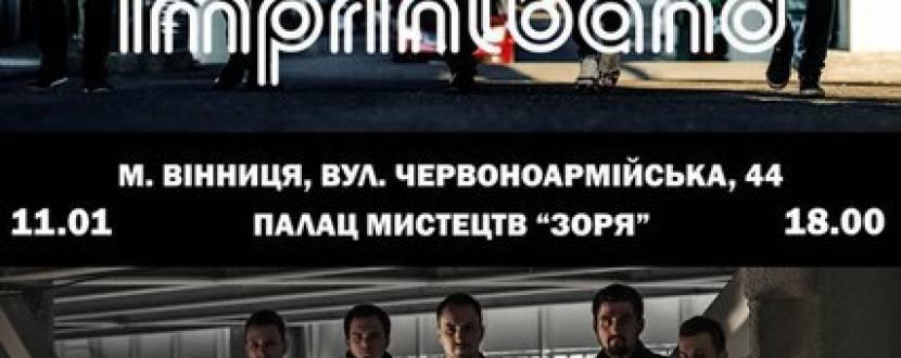 """Концерт """"MISSION316 & Imprint"""""""